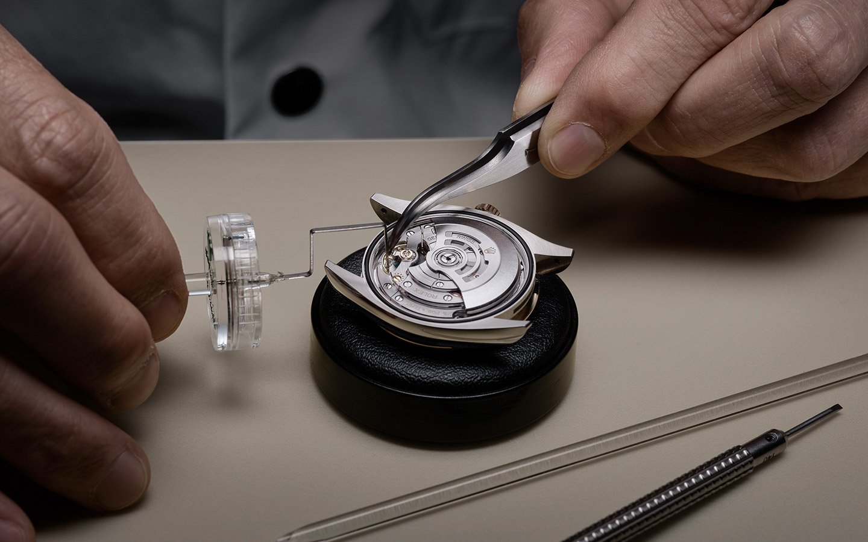Test de precisión del reloj