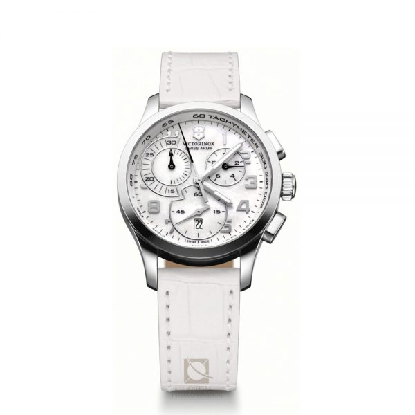 RELOJ VICTORINOX ALLIANCE BLANCO