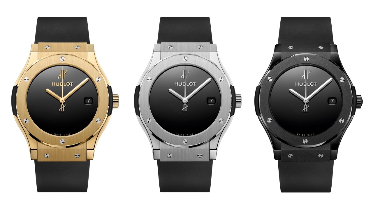 mejores relojes del 2020 Hublot Classic Fusion 40 years