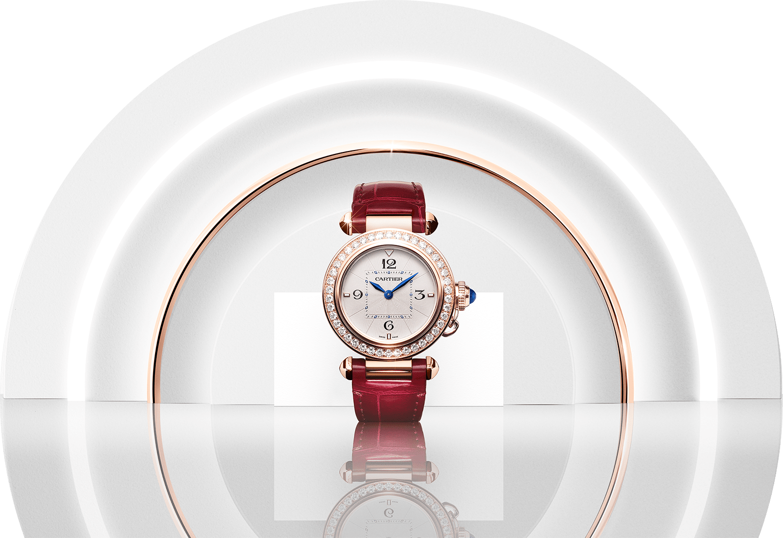pasha de cartier 30 mm watches and wonders